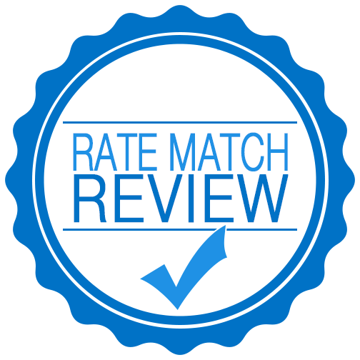 rate match review logo